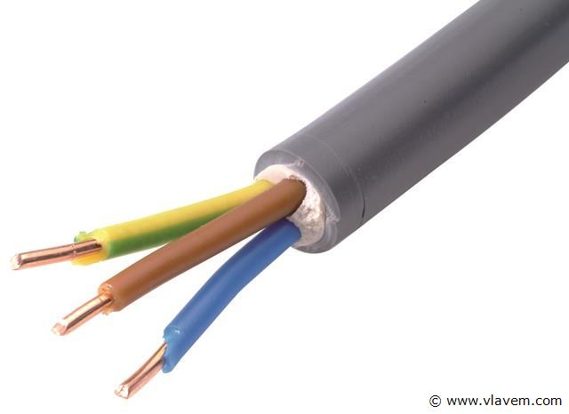 Elektriciteit kabel