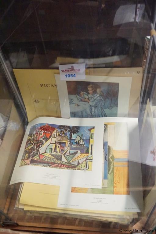 Collectie diverse schilderkunst
