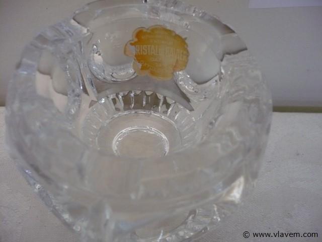 kristal asbak