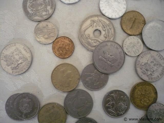 diverse munten