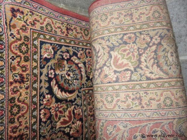 Oude tapijt