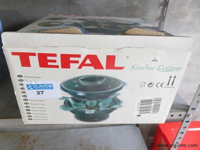 Tefal fondu océane in originele doos