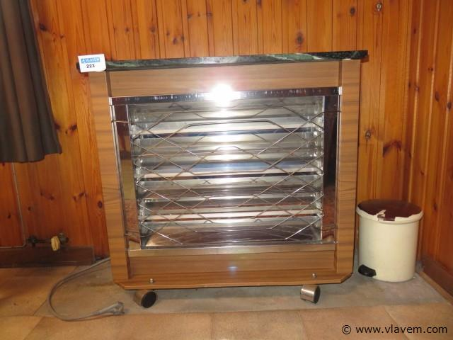 Vintage bijverwarming