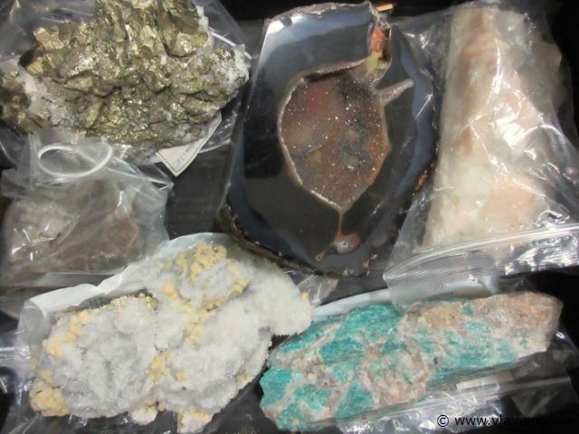Mineralen/stenen