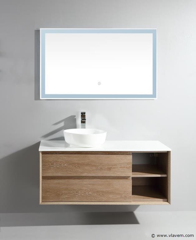 1 st. 120cm Design Spiegel met Led