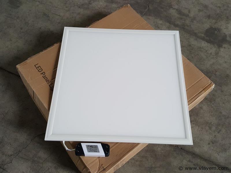 16 st. 45 watt 60x60 LED panelen - Warm wit