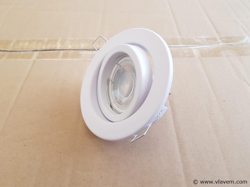 50 st. 5 watt Dimbaar LED inbouwsets 4200 Kelvin (neutraal wit)