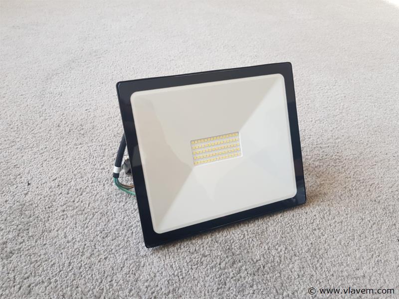 4 st. 50W LED Projectoren - Waterdicht (ip 65)