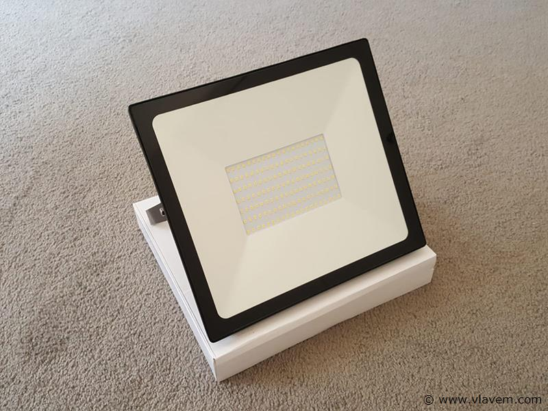 1 st. 100W LED Projectoren - Waterdicht (ip 65)