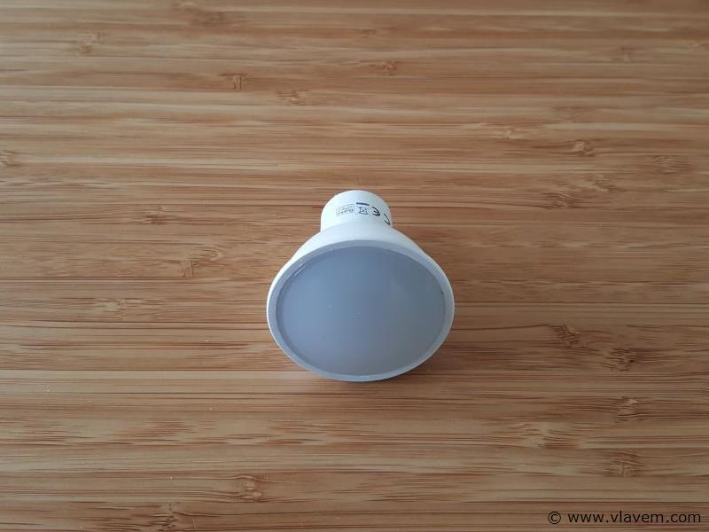 50 st. 6 watt LED Spots GU10 - 4200 K