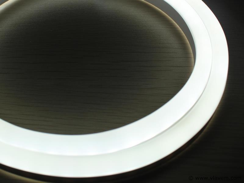 1st. 100 meter neon flex LED 6400K