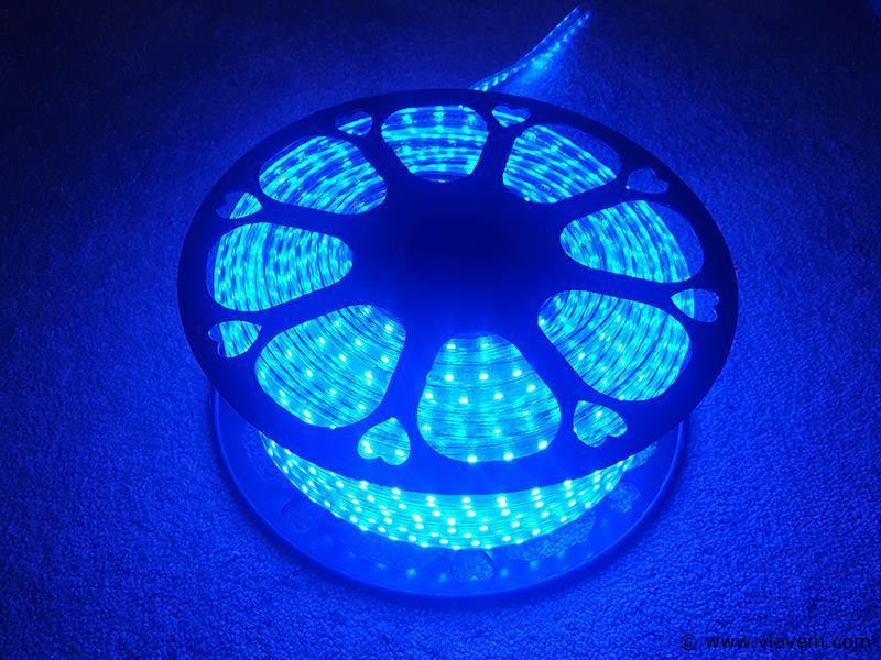 1 st. 50 meter waterdicht LED strips - RGB