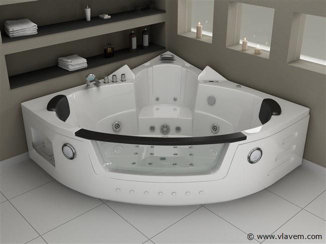 Vonato whirpool/massage bad