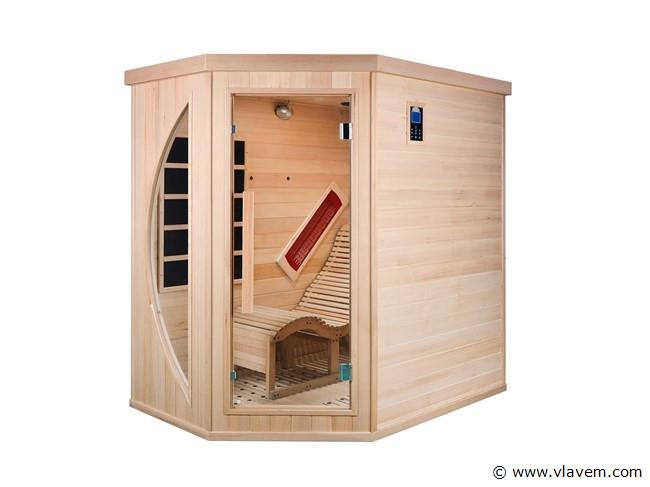 Infrarood Sauna 180x130x190cm