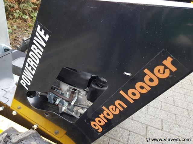 mobiele kruiwagen