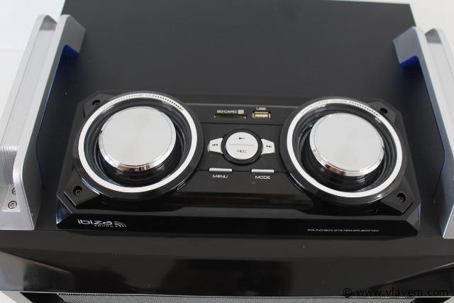 DJ sound systeem