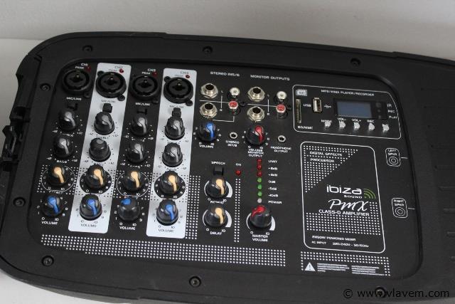 Combo  geluid set