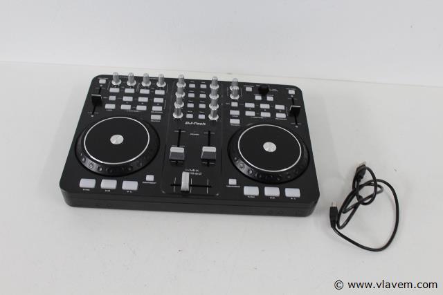 I Mix dj controller