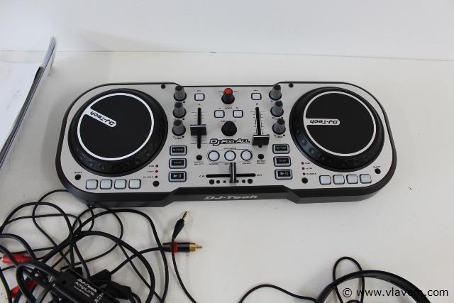 USB dj controller