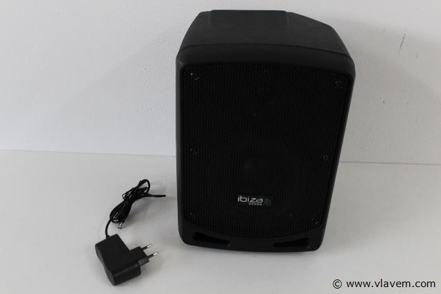 Bluetooth pa speaker