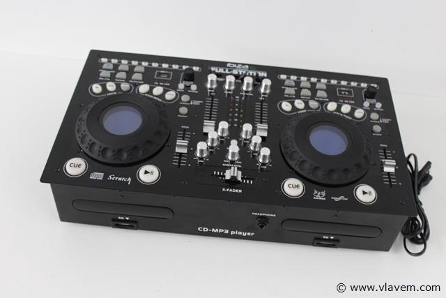 DJ dubbele cd,usb speler