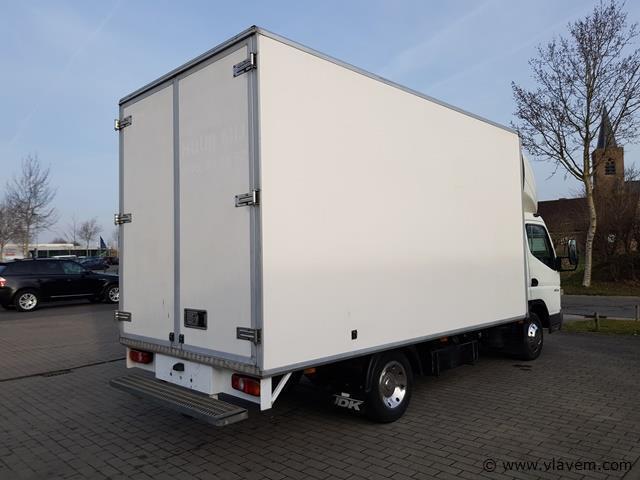Lichte vrachtwagen
