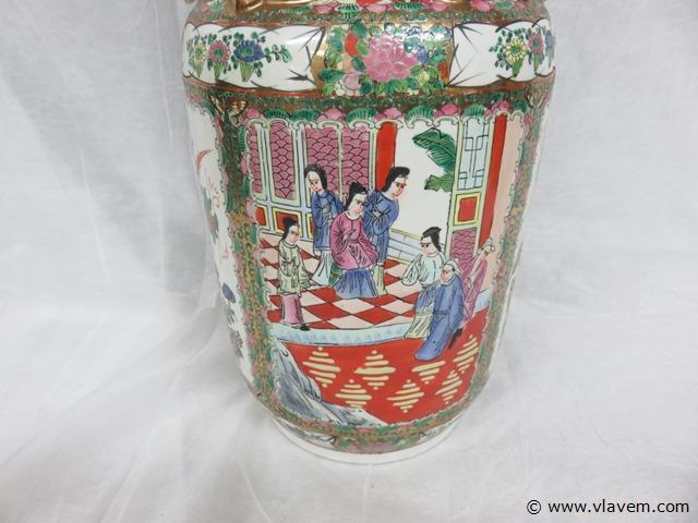 Chinese vaas, 45cm