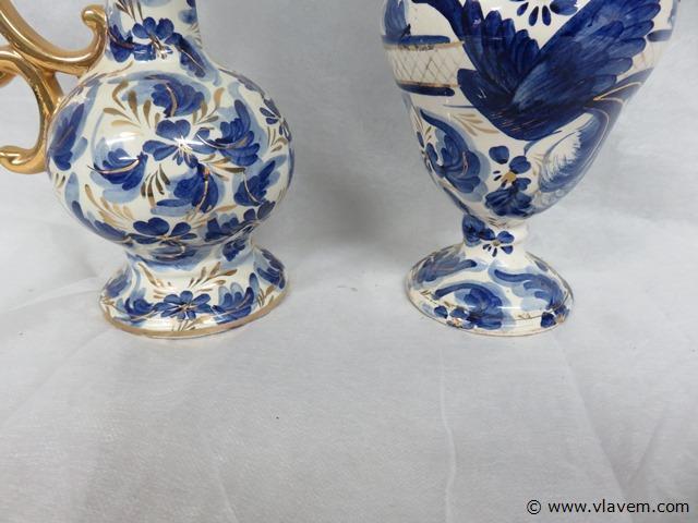Antieke vazen, 2 stuks