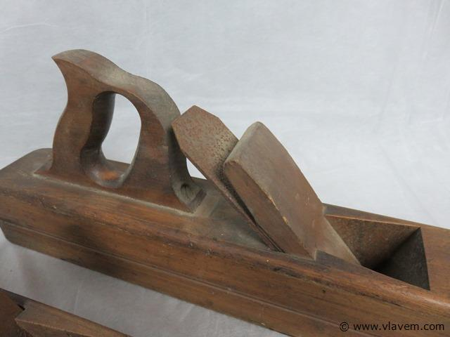 Antieke schaven, 2 stuks