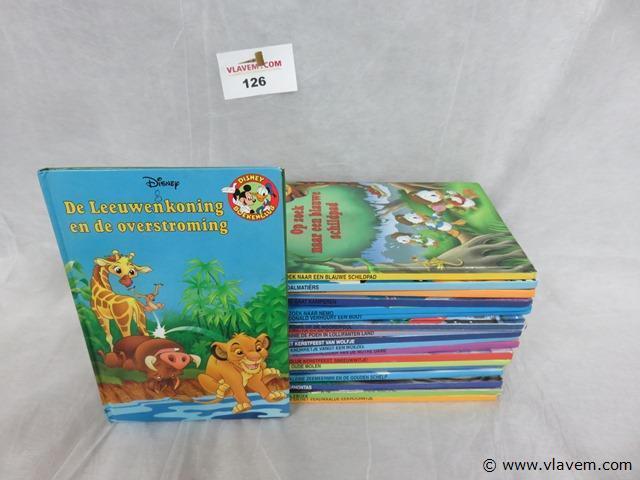 Lot kinderboeken