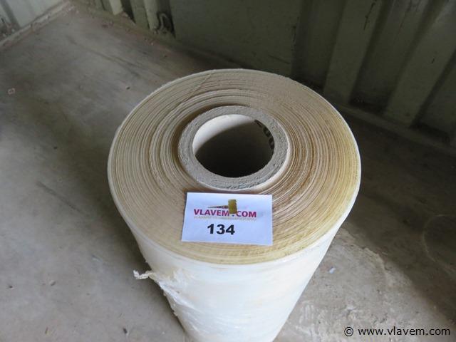 Wikkelfolie grote rol diam 23cm hoogte 50cm