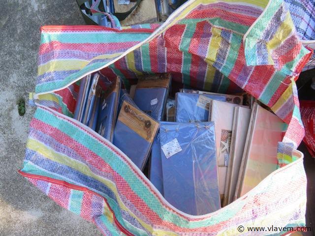 Fotoalbums, adresboekjes, groot lot van +- 200 stuks, nieuw