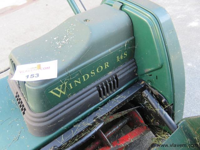 Atco Windsor 14S elektrische grasmaaier