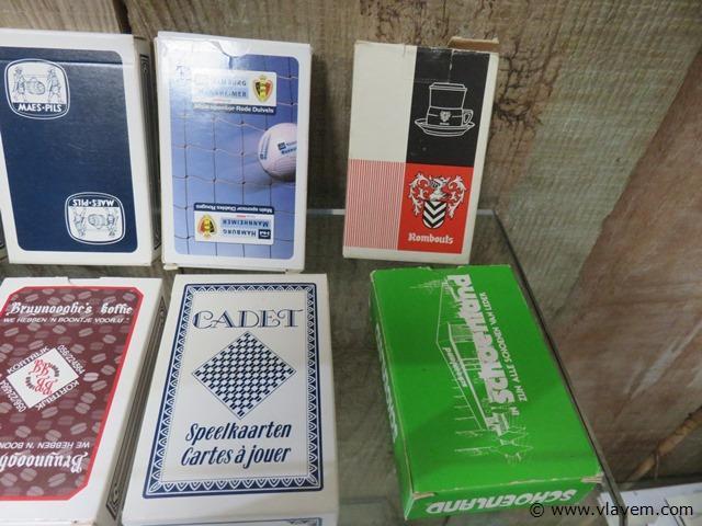 Oude speelkaarten, 10 stuks