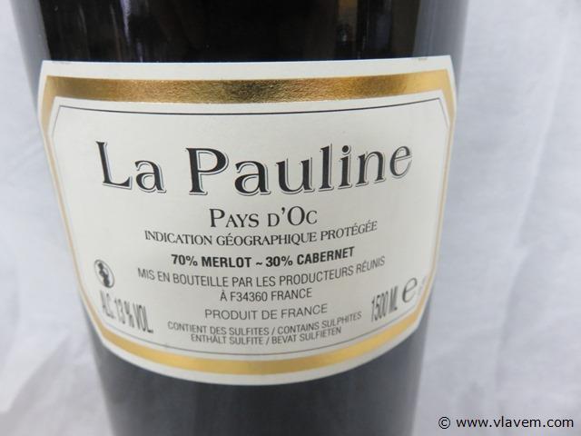 Oude wijn 1,5 liter
