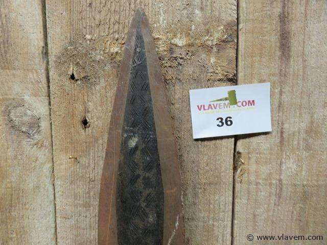 Vintage zwaard, 63 cm