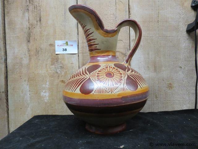 Vaas terracotta, 30 cm
