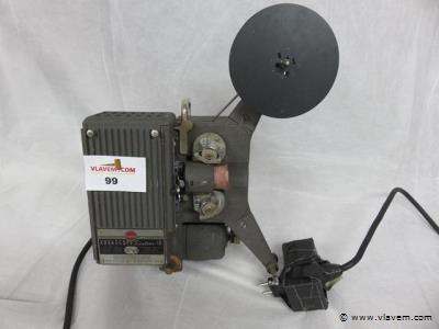 Kodascope Sixteen van Kodak, niet getest