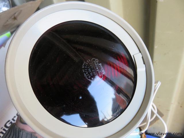 Warmtelamp Philip