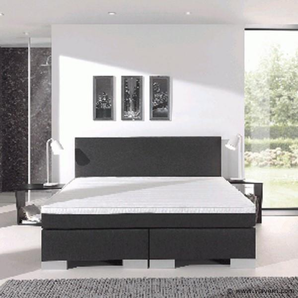 Boxspring Berlin 2.0, 180x200