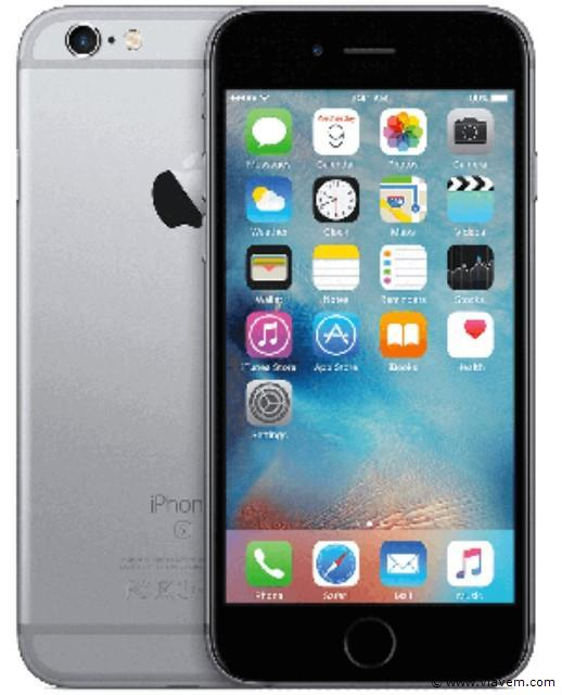 iphone 6s zwart 32gb