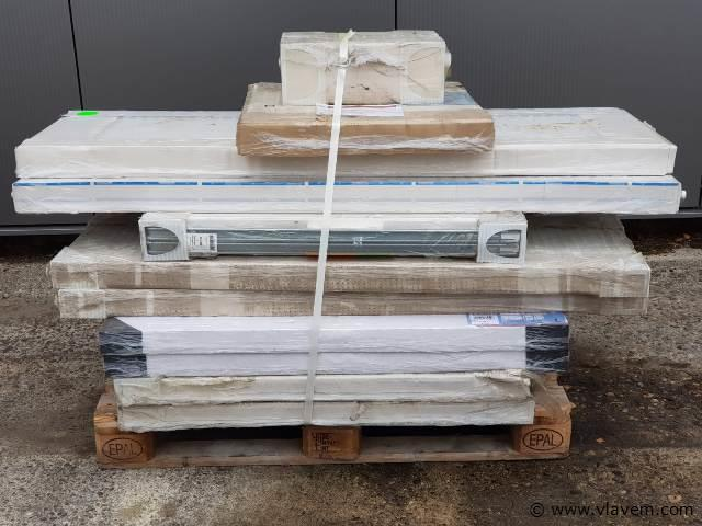 Paneel radiatoren, partij á 13 stuks