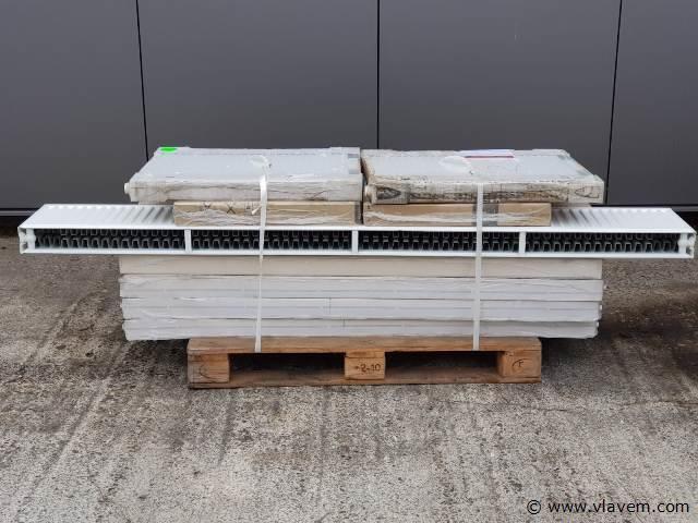 Paneel radiatoren, partij á 10 stuks