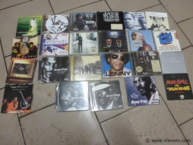 lot cd's