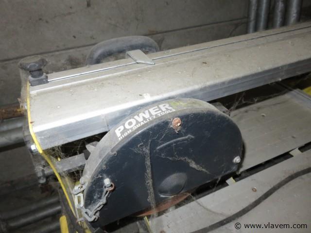 Tegelsnijder Powerplus X240