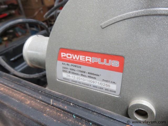 Zaagmachine Power Plus