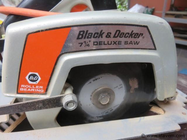 Zaagmachine Black en Decker