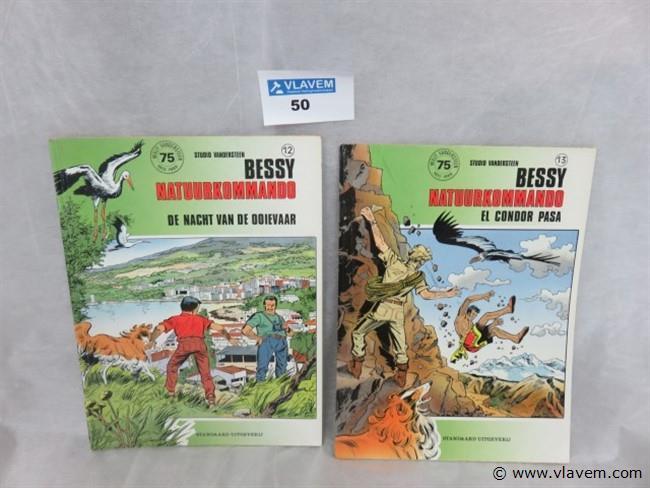 Bessy (1ste druk)  10 stuks