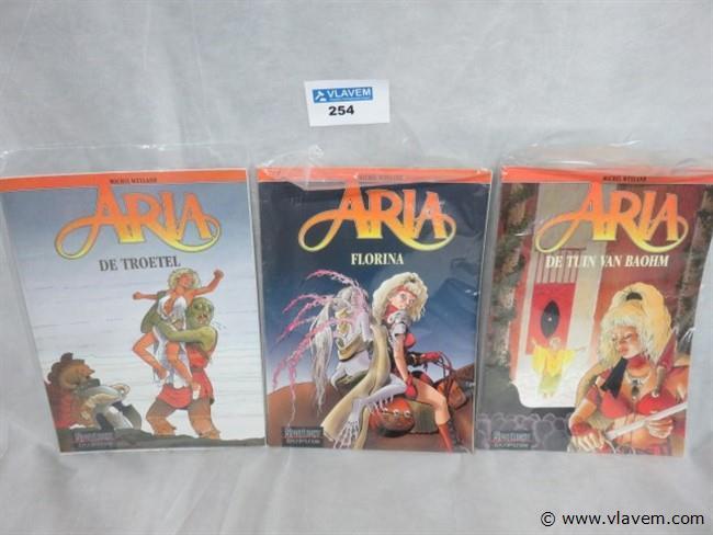 Aria, 3 stuks