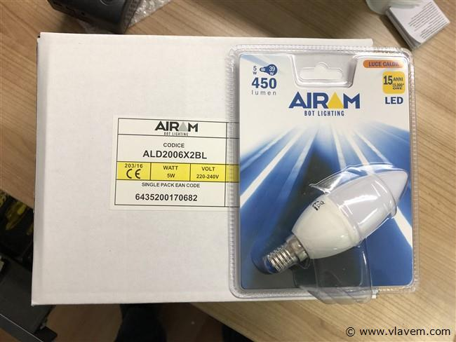 LED lampen 5 W